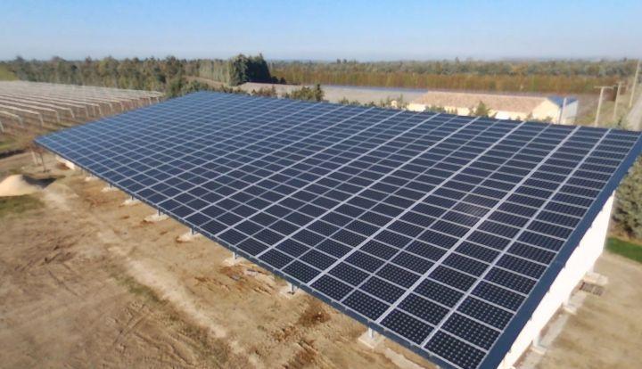 Hangar photovolta que france provence eco energie - Hangar gratuit avec toiture photovoltaique ...